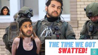 The SWAT Team Raided Harman's Apartment! | The MedBros SHOW Ep 5 Part 1