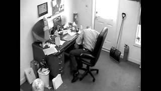 Pazzo in ufficio