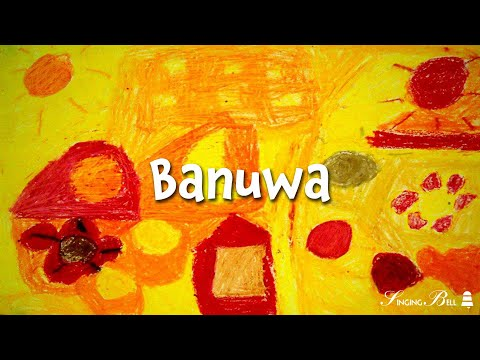 Banuwa (instrumental - lyrics video for karaoke)