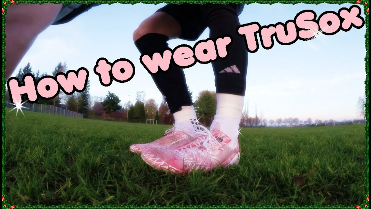 2a6e37072 How to wear TruSox? Anleitung TruSox - AK#7 - YouTube