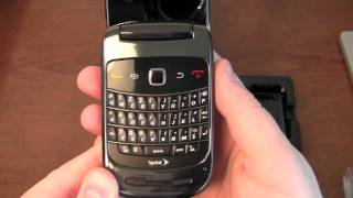 blackBerry Style Unboxing