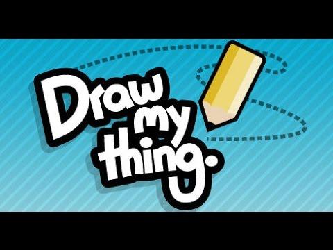 Draw My Thing #01 เกรียนคำศัพท์ พัฒนาทักษะวาดรูป :)