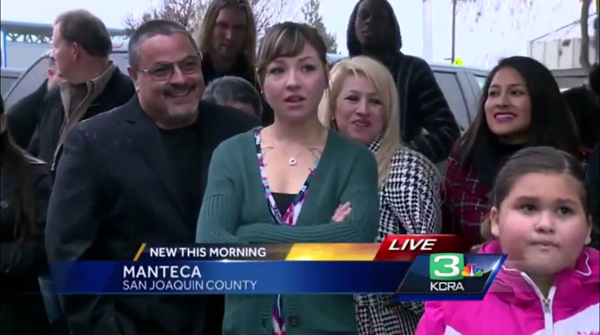 Phil Waterford s Manteca Ford Rewards Single Mom for her good deed