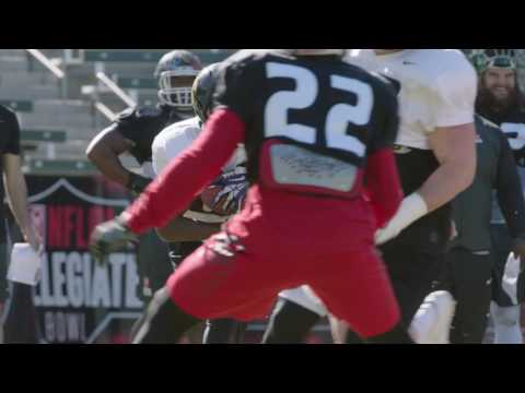 Tarik Cohen | NFLPA Collegiate Bowl