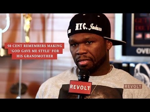 50 Cent Talks About Making 'God Gave Me Style' For His Grandmother & More HD