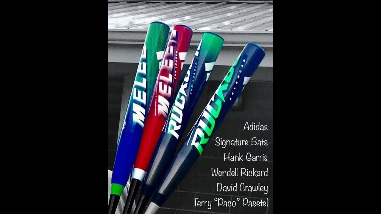 Senior Softball Bat Reviews (2019 Adidas Balance Two Piece)