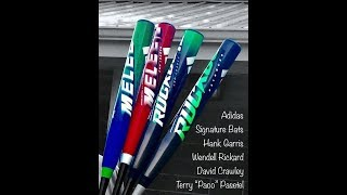 Senior Softball Bat Reviews (2019 Adidas Balance Two Piece)