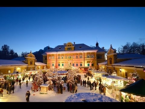 Schloss Hellbrunn Weihnachtsmarkt.Hellbrunner Adventzauber Salzburg Home