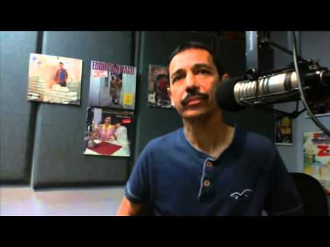 Z93 Live Chats: Eddie Santiago