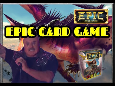 4K EPIC CARD GAME REVIEW