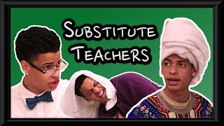 TYPES OF SUBSTITUTE TEACHERS thumbnail