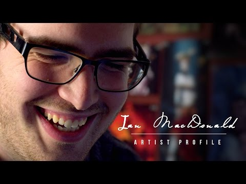 Artist Profile: Ian MacDonald | Sideshow Collectibles