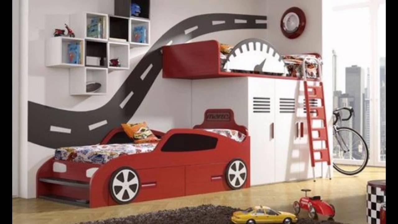 Ideas creativas para decorar el cuarto de tus peques youtube for Habitaciones originales para ninos