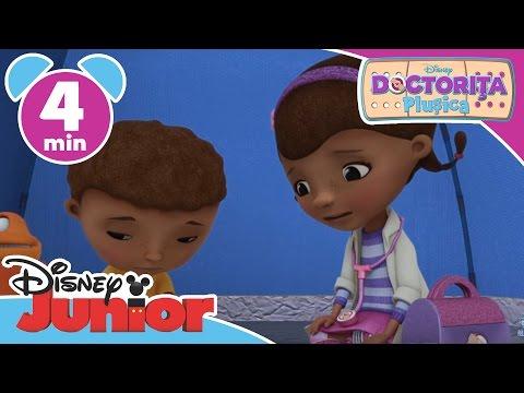 Doctorița Plușica – Plușica îl găsește pe Donny. Doar la Disney Junior!