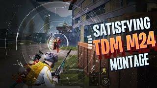 KGF AND MALHARI || Tdm M24 Montage No scope|| PUBG MOBILE|| HARYANVI SHOOTER GAMING