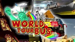 World Tour Bus Big City