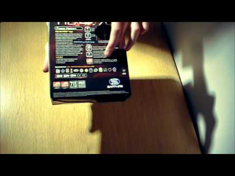 ATI Sapphire Radeon HD 4670 Unboxing and overview