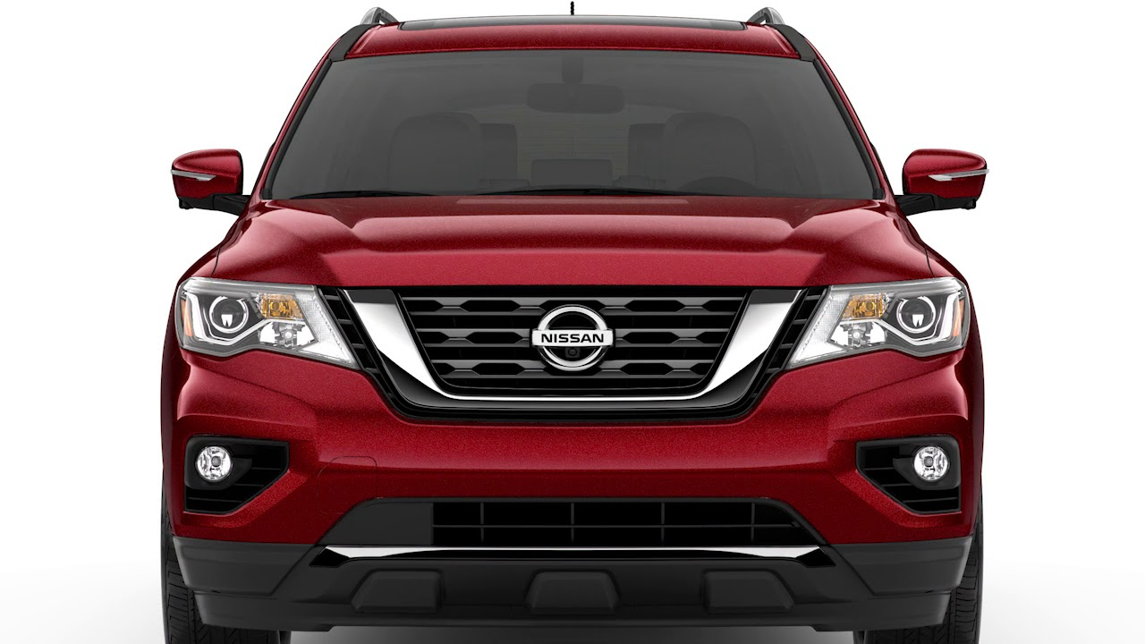 2020 Nissan Pathfinder - Cruise Control - YouTube