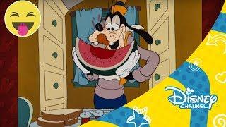Échate a Reír: Mickey's Trailer   Disney Channel Oficial