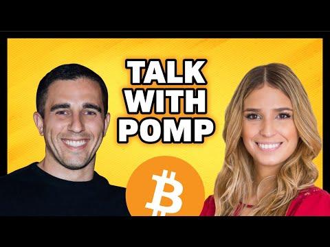 ANTHONY POMPLIANO (POMP)- Price of Bitcoin 2020/2021- Halving - DeFi for Bitcoin - US Digital Dollar
