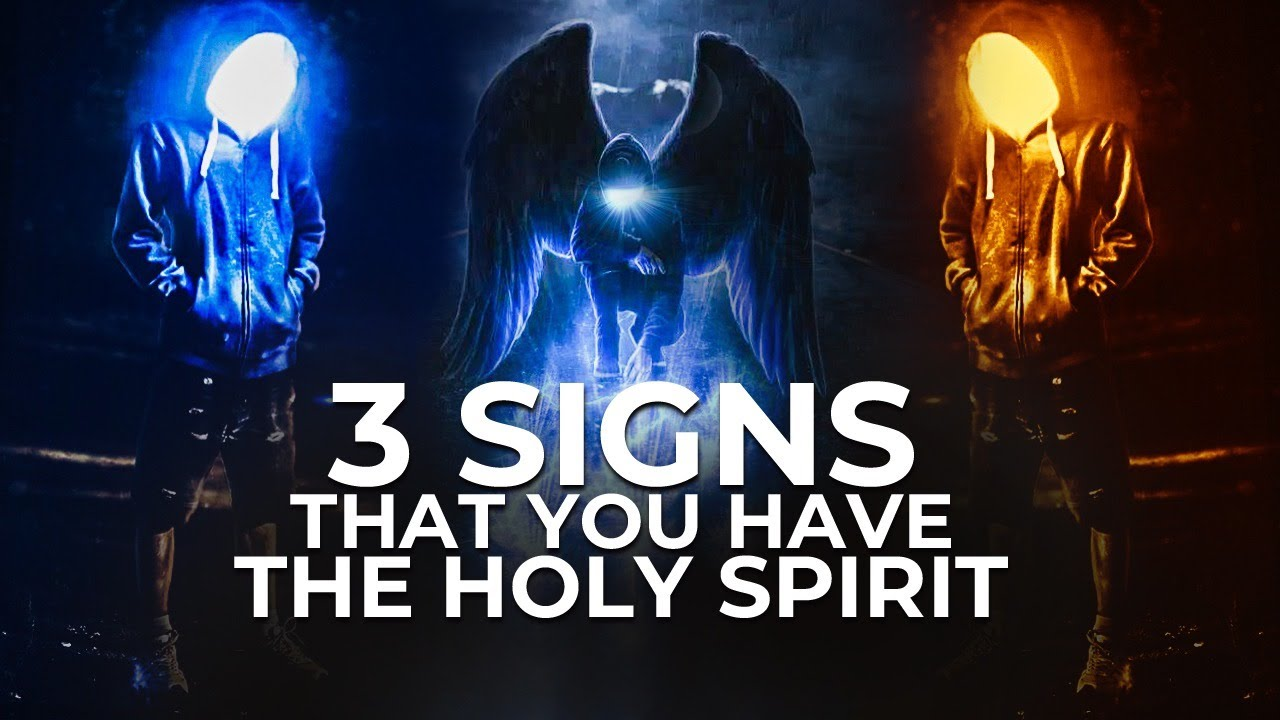 3 Signs That Show You Have The Holy Spirit | Living A Holy Spirit Filled Life