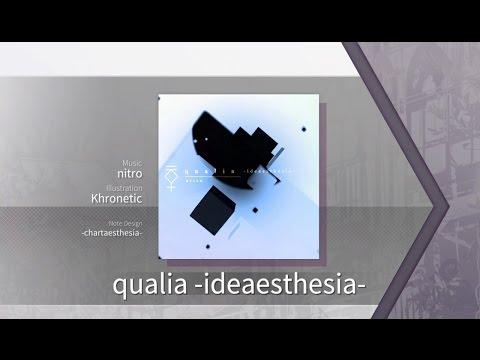 [Arcaea] LV9 qualia -ideasthesia- FTR EX
