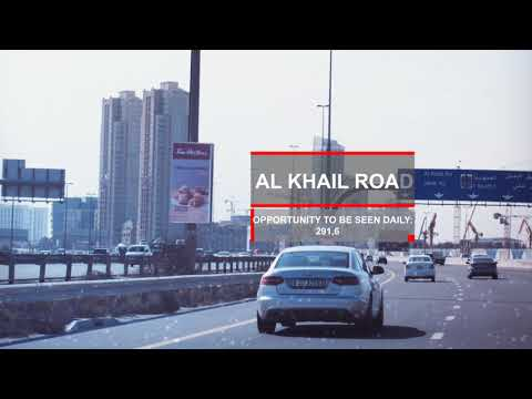 ENG | Lamp post circuits | Mirdiff, Al Khail & Oud Metha