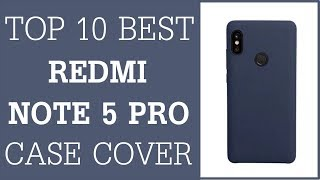 Best Redmi Note 5 Pro Case Cover - Official Case Unboxing & Review