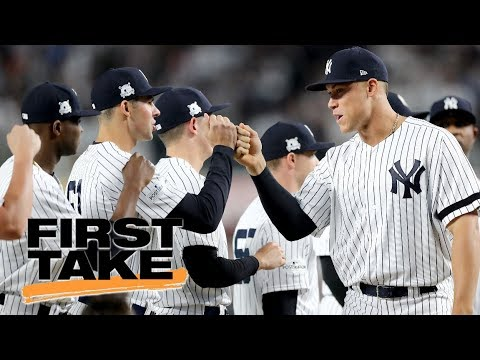 Yankees turn on the power, beat Twins yet again in Game 1 of ALDS