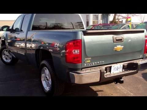 2009-chevolet-silverado-z71-4-door-4x4-truck-dekalb-il-near-rockford-il.