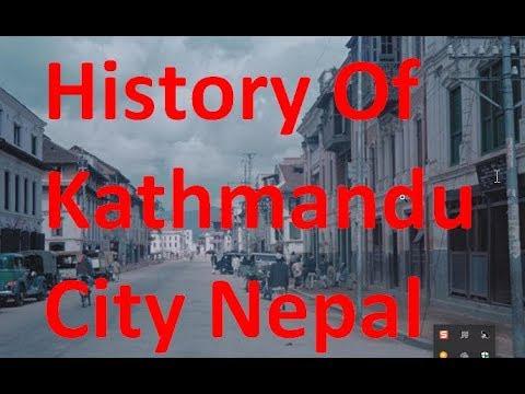 History of Kathmandu City.Rare Photos of Kathmandu Valley1940B.s