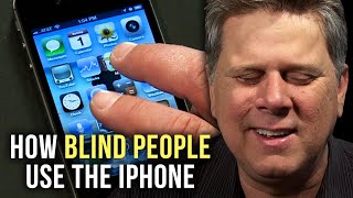 How Blind People Use Facebook on the iPhone 4S