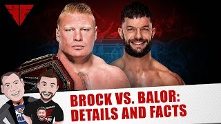 The List & Ya Boy Podcast #106: Balor vs. Lesnar, AEW, WOW On AXS