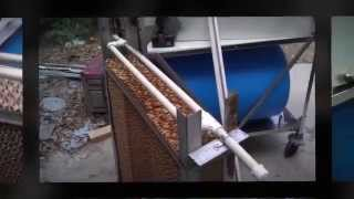 Cheap Home Made Air Conditioner