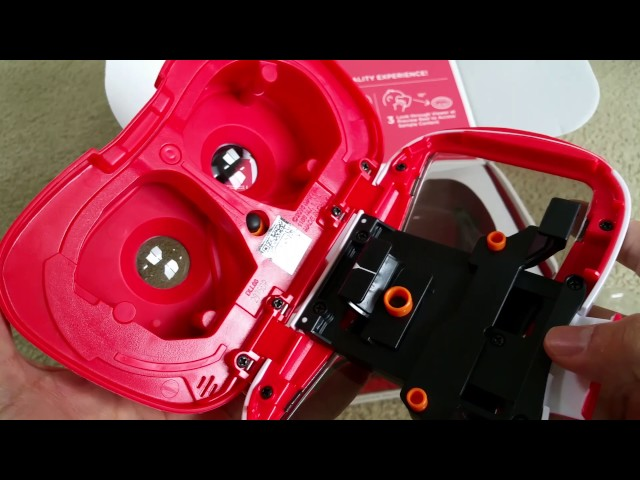 Unboxing VIEW MASTER Virtual Reality Headset 3D 360 IOS & Android Google Cardboard Full HD 2017