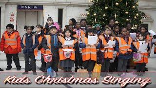 Kids Voices Singing: Angelic Christmas Carols