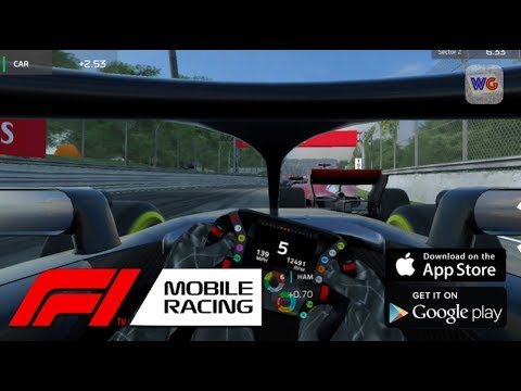 F1 MOBILE RACING - Inside Formula One Car Gameplay [iOS Android]