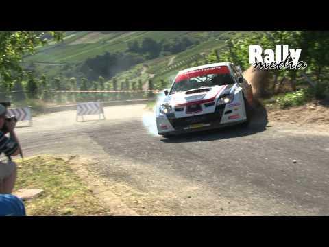Spectacular Hairpin Impreza WRC S12 - Huzink/Aaltink - ADAC Rally Deutschland 2010