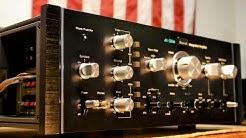Vintage Japanese Amplifier - Sansui AU-11000 | Demonstration and Sound Test ✅ - 4K