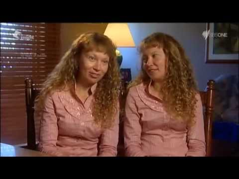 Twins who are truly & fully identical- Brigette & Paula Powers