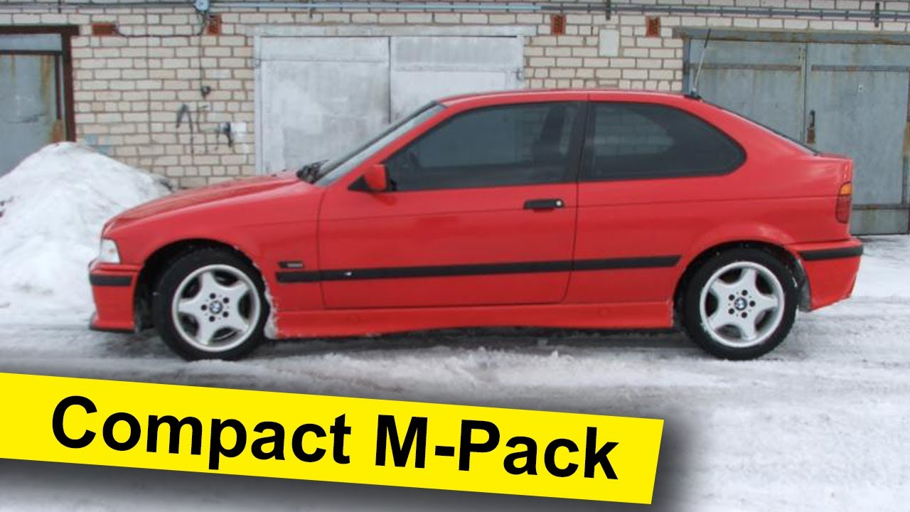 Bmw E36 316i Compact M Pack Review Youtube