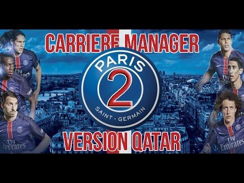 FIFA 16 | Carrière Manager : PSG Version Qatar #2 - Transferts, Match de fou !