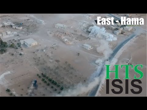 [ Syria ] [ Hama ] reported October 17 - HTS attacked ISIS in East Hama to gain control