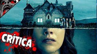 A MALDIÇÃO DA RESIDÊNCIA HILL (Netflix) vale a pena? | Crítica, Série de Terror