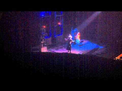 Wicked @ The Majestic Theatre (San Antonio) 02/16/2011