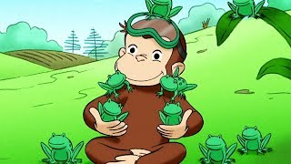 Georges le Petit Singe en Francais 🐵Les Têtards 🐵Saison 1 🐵Dessin Animé 🐵Animation Pour Enfants