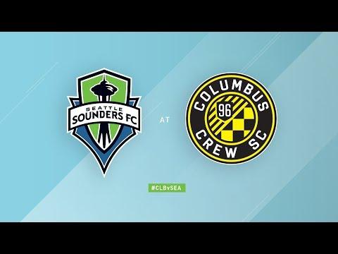 Radio Stream: Seattle Sounders FC at Columbus Crew