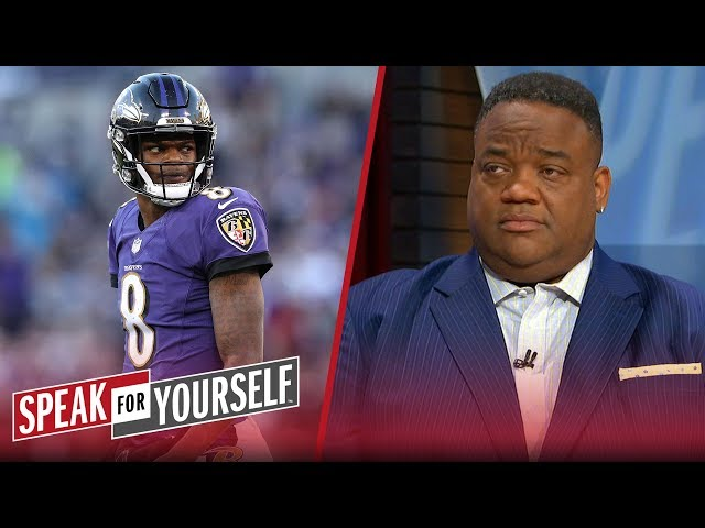 John Harbaughs plan is proof hes given up on Lamar Jackson — Whitlock | NFL | SPEAK FOR YOURSELF