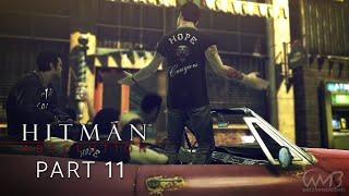Hitman Absolution - Gameplay Walkthrough Part 11 - Shaving Lenny (Purist)