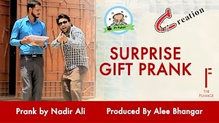 | Surprise Gift Prank | By Nadir Ali In P4 Pakao | Mi Creation |